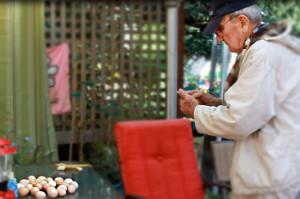 eggs represent generosity