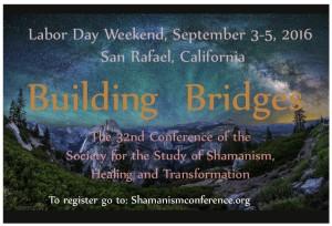 Presentation at Society for the Study of Shamanism, Healing & Transformation - Conference @ Santa Sabina Center | San Rafael | California | United States