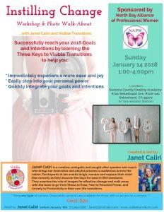 """Instilling Change"" Workshop and Photo-Walk-About @ Sonoma County Healing Academy   Sebastopol   California   United States"